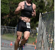 Kingscliff Triathlon 2011 Run leg P036 by Gavin Lardner