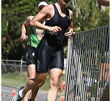 Kingscliff Triathlon 2011 Run leg P058 by Gavin Lardner