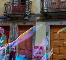 Porto Bubbles Sticker