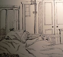View from the Bed by Terry Townsend