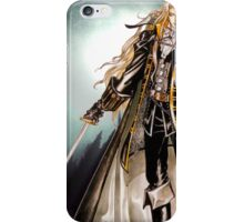 Castlevania - Alucard iPhone Case/Skin