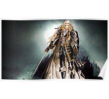 Castlevania - Alucard Poster