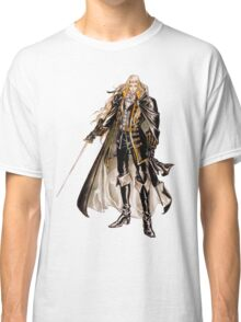 Castlevania - Alucard Classic T-Shirt