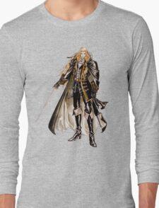 Castlevania - Alucard Long Sleeve T-Shirt