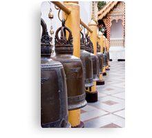 Prayer Bells Canvas Print