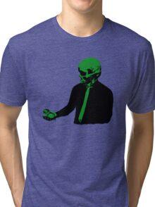 Deathwatch - Green Tri-blend T-Shirt
