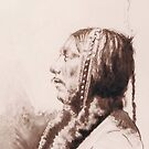 Indian Profile by BarbBarcikKeith