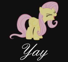 Fluttershy yay by fluttershy1