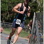 Kingscliff Triathlon 2011 Run leg P101 by Gavin Lardner