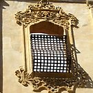 Baroque window, Noto by Maria1606