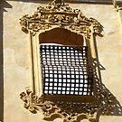 Baroque window, Noto by Maria1606