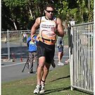 Kingscliff Triathlon 2011 Run leg P217 by Gavin Lardner