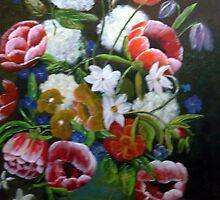Zeg het met bloemen by GWinkel