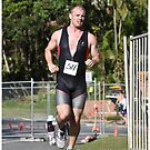Kingscliff Triathlon 2011 Run leg P227 by Gavin Lardner