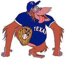 Texas 'Rangers by OohFaced