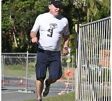 Kingscliff Triathlon 2011 Run leg P236 by Gavin Lardner