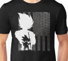 Proud American Dragon Ball Fan Unisex T-Shirt