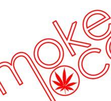 Smoke Local Weed in Arizona (AZ) Sticker