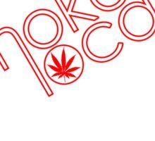 Smoke Local Weed in Arkansas (AR) Sticker