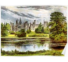 Beautiful Britain - Alton Towers, Staffordshire Poster