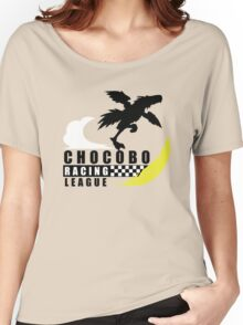 Chocobo Racing League Women's Relaxed Fit T-Shirt
