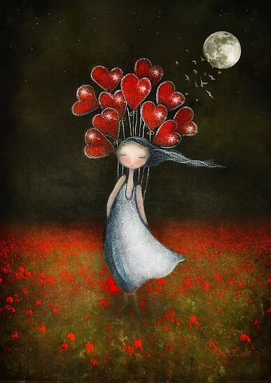 lOve in abundance by Amanda  Cass