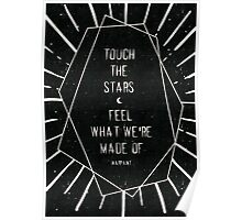 Touch the Stars Poster