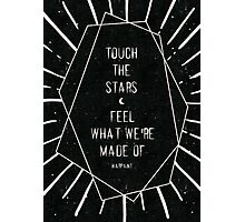 Touch the Stars Photographic Print