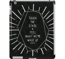 Touch the Stars iPad Case/Skin