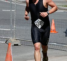 Kingscliff Triathlon 2011 Run leg C028 by Gavin Lardner
