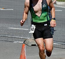Kingscliff Triathlon 2011 Run leg C034 by Gavin Lardner