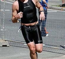 Kingscliff Triathlon 2011 Run leg C068 by Gavin Lardner