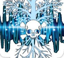The Elocutioner Horror Author and Narrator Graphic 5 Sticker