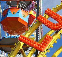 Luna Park Scarborough (UK) by TREVOR34