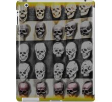 Halloween Skulls iPad Case/Skin