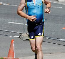 Kingscliff Triathlon 2011 Run leg C0120 by Gavin Lardner