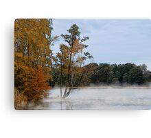 Lake Galve 2 Canvas Print