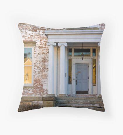 Urban Historia Throw Pillow