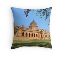 Goulburn Court House circa 1887 Throw Pillow