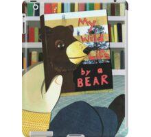 Bear's Bio iPad Case/Skin