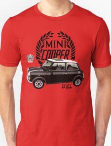 Classic 1990 Mini Cooper RSP black T-Shirt
