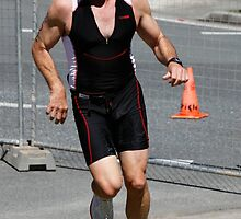 Kingscliff Triathlon 2011 Run leg C0137 by Gavin Lardner