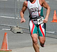 Kingscliff Triathlon 2011 Run leg C0145 by Gavin Lardner