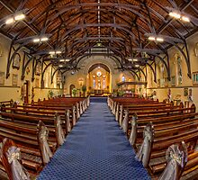 All Saints Church • Brisbane by William Bullimore