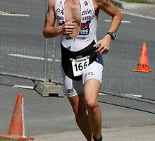Kingscliff Triathlon 2011 Run leg C0163 by Gavin Lardner