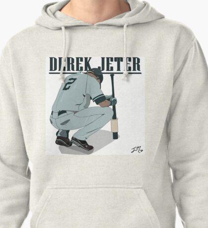 Derek Jeter Pullover Hoodie