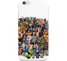 Amiga Game Characters iPhone Case/Skin