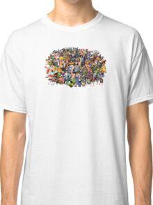 Amiga Game Characters Classic T-Shirt
