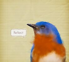 Bird Notes: Reflect by Aaron LeMay