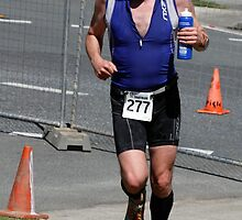 Kingscliff Triathlon 2011 Run leg C0199 by Gavin Lardner